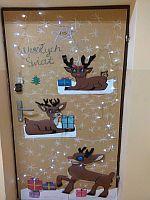 miniatura drzwi